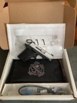 Springfield 911 semiautomatic pistol, 380 ACP, with Factory Green Viridian Laser Grip - 2 of 6