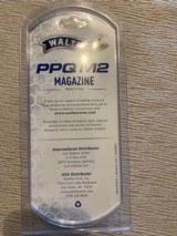 WaltherPPQ M2 Factory Magazine - 9mm - 15+2 round - 2 of 5