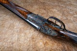 Watson Bros., 20 bore, double-trigger side by side28? barrels - 3 of 7