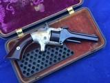 Original Smith & Wesson Model 1 Revolver in Original Box S&W - 2 of 11
