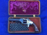 Original Smith & Wesson Model 1 Revolver in Original Box S&W