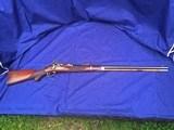 Original Springfield Armory U.S. Model 1875 Officer's Trapdoor Rifle