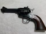 Ruger Old Model Lightweight Single Six, model LWAC, .22 lr