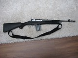 Ruger Mini 14 .556x45/ .223 Remington. Stainless 583 series rifle like new.
