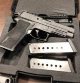 Sig Sauer P220 pistol in 45 ACP - Nitron finish - Contrast sights in EXCELLENT Condition - SHIPS FREE - 1 of 5