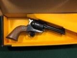 Ruger New model Blackhawk 45 Long Colt - 4 5/8 inch barrel revolver - Item number BN44