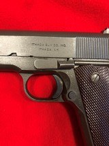 Ithaca 1911A1 Military 45 ACP - US Property marked- Not a Colt - 4 of 8