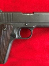 Remington Rand M1911-A1 US Military 45 ACP Pistol - Manufactured 1945 - Not Colt - 3 of 8