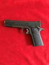 Custom Colt Series 70 Gold Cup National Match Slide on a Essex Arms Corp Frame - 45 ACP - 2 of 7