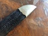 W BUTCHER SHEFFIELD CIVIL WAR BOWIE DAGGER Knife D GUARD SWORD - 5 of 12