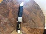 W BUTCHER SHEFFIELD CIVIL WAR BOWIE DAGGER Knife D GUARD SWORD - 3 of 12