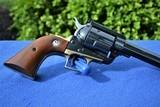 """Rare Brass Frame Ruger Blackhawk 45 Old Model 3 Screw 4 5/8"""" Barrel - 405 Produced, Verified Factory Brass Grip Frame - 2 of 14"""