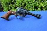 """Rare Brass Frame Ruger Blackhawk 45 Old Model 3 Screw 4 5/8"""" Barrel - 405 Produced, Verified Factory Brass Grip Frame - 1 of 14"""