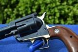 """Rare Brass Frame Ruger Blackhawk 45 Old Model 3 Screw 4 5/8"""" Barrel - 405 Produced, Verified Factory Brass Grip Frame - 4 of 14"""