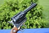 """Rare Brass Frame Ruger Blackhawk 45 Old Model 3 Screw 4 5/8"""" Barrel - 405 Produced, Verified Factory Brass Grip Frame - 13 of 14"""