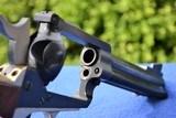 """Rare Brass Frame Ruger Blackhawk 45 Old Model 3 Screw 4 5/8"""" Barrel - 405 Produced, Verified Factory Brass Grip Frame - 12 of 14"""