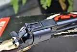 Rare Brass Frame Ruger Super Blackhawk 44 Mag Old Model 3 Screw .44 Magnum - Verified Factory Brass Grip Frame, Original Box, - 12 of 17