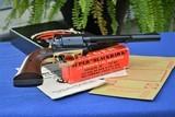 Rare Brass Frame Ruger Super Blackhawk 44 Mag Old Model 3 Screw .44 Magnum - Verified Factory Brass Grip Frame, Original Box, - 16 of 17