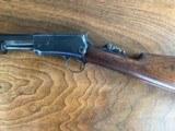 Winchester Model 1890pump 22 caliber Winchester Rim Fire (WRF)
