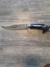 WWll Philippine Bowie Knife