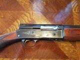 BROWNING AUTO 5 12 GAUGE - 1 of 11