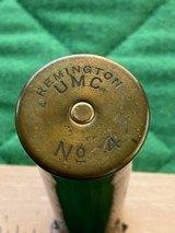 Vintage Remington - UMC Primed Brass No. 4 Shotshell