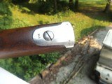 Model 1842 Springfield Musket. Dated 1852, 69 Cal.Unissued condition. - 8 of 15