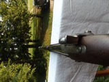 Model 1842 Springfield Musket. Dated 1852, 69 Cal.Unissued condition. - 14 of 15