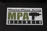 Masterpiece Arms Defender MPA30 9mm - 5 of 5