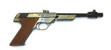 "High Standard Olympic M-103 22 Short8"" barrel - 2 of 4"