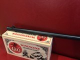 WINCHESTER MODEL 63 22LR NEW IN THE FACTORY BOX MANUFACTURED 1958 LAST YEAR. - 15 of 15