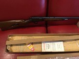 WINCHESTER MODEL 63 22LR NEW IN THE FACTORY BOX MANUFACTURED 1958 LAST YEAR. - 3 of 15