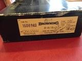 "BROWNING 20 GAUGE SXS NEW IN BOX 26"" BARRELS MOD IMP CYLINDER. - 2 of 15"