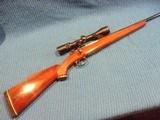 mauser sporterised k98 8mm