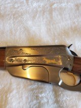 "Browning 1895 Lever Action, High Grade and Grade 1, Caliber 30/40 , Matching Serial Numbers, 24"" Barrel - 6 of 10"