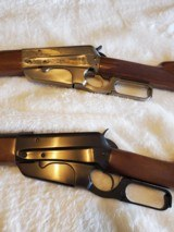 """Browning 1895 Lever Action, High Grade and Grade 1, Caliber 30/40 , Matching Serial Numbers, 24"""" Barrel - 5 of 10"""
