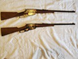"""Browning 1895 Lever Action, High Grade and Grade 1, Caliber 30/40 , Matching Serial Numbers, 24"""" Barrel - 2 of 10"""