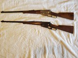 """Browning 1895 Lever Action, High Grade and Grade 1, Caliber 30/40 , Matching Serial Numbers, 24"""" Barrel - 3 of 10"""