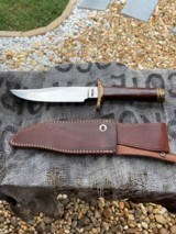 RANDALL MADE KNIVES NORDIC SPECIAL/JERE DAVIDSON ENGRAVED