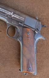 Colt 1911 not A1 .45acp MFG 1918 - 2 of 12