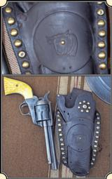 Original Heiser Cowboy Holster