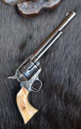 Colt SA 7 1/2, .45 Long Colt 7 1/2 inch barrel- 1 of 12