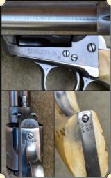 Colt SA 7 1/2, .45 Long Colt 7 1/2 inch barrel- 11 of 12