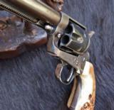 Colt SA 7 1/2, .45 Long Colt 7 1/2 inch barrel- 5 of 12
