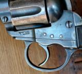 Colt 1877 Thunderer, .41 Long Colt cal.- 5 of 12