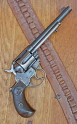 Colt 1877 Thunderer, .41 Long Colt cal.- 1 of 12