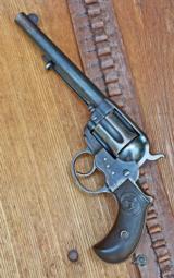 Colt 1877 Thunderer, .41 Long Colt cal.- 2 of 12
