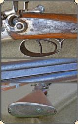12 Ga. Street Howitzer / Coach Gun / Saw off shot gun - 7 of 11
