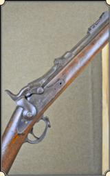 Model 1873 Springfield trap door rifle