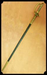 WWI Period German Postal Officer Dress Sword- 1 of 8